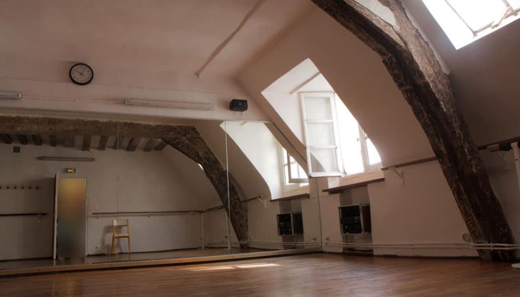 Location De Studios Centre De Danse Du Marais