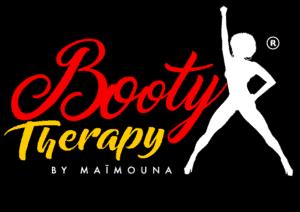 logo-booty-therapy-dancehall-twerk-professeur-maimouna-rouge-cdm