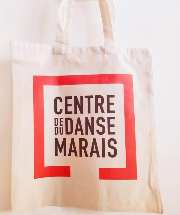 Tote Bag du Centre de danse du Marais
